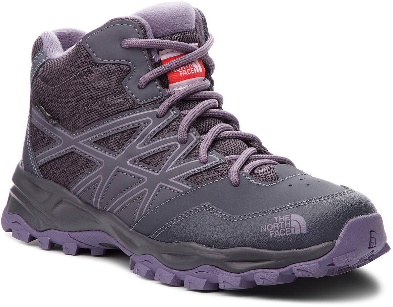 The North Face Trekkingi Hedgehog Hiker Mid Wp NF00CJ8Q5SS Periscope Grey/Purple Sage
