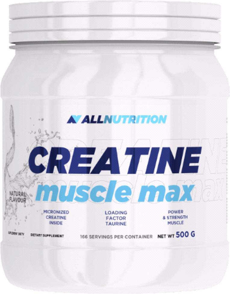 SFD Allnutrition Creatine Muscle Max, naturalny, 500g (3266941)