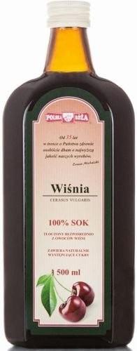 Polska Róża 137Polska Róża Sok z Owoców Wiśni 500ml - PLRSOKWIŚN500
