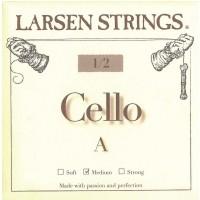 Larsen 639565) struna do wiolonczeli A 1/2