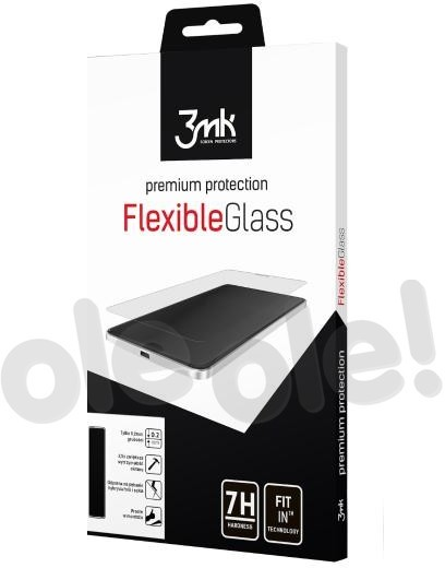 3MK FlexibleGlass Google Pixel 3A FLEXIBLEGLASS