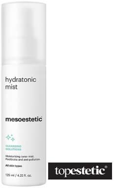 Mesoestetic Mesoestetic Hydratonic Mist Nawilżający tonik do twarzy w mgiełce, równoważący i przeciwdziałający zanieczyszczeniom dla każdego rodzaju skóry 125 ml