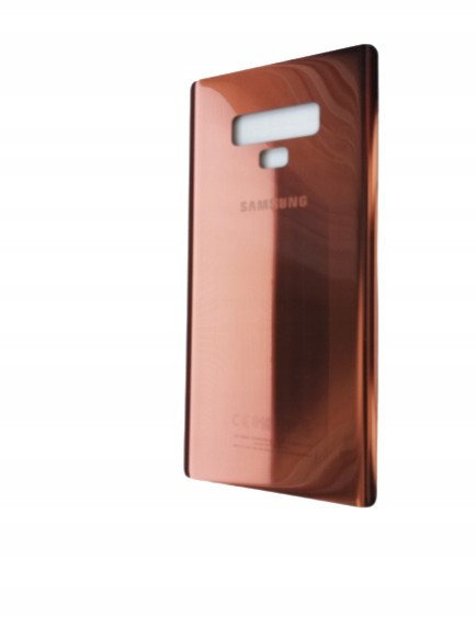 Samsung Klapka Plecy Galaxy Note 9 Złota