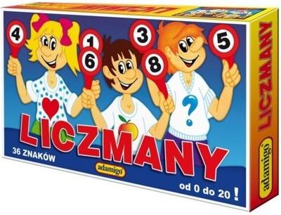 Adamigo Liczmany 3020