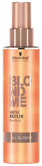 Schwarzkopf BLONDME - Shine Elixir Odżywka nabłyszczająca ALL BLONDES 150 ml ( NOWA SZATA )