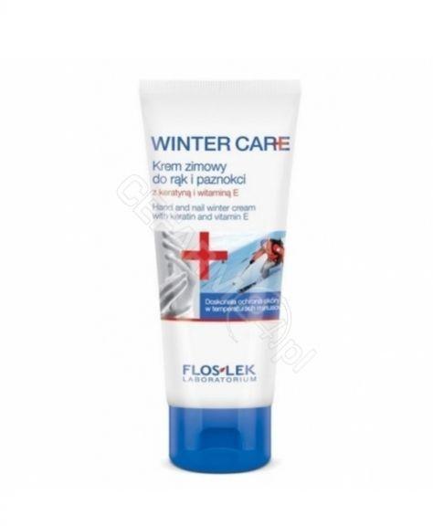 Flos-Lek seria zimowa krem ochronny do rąk i paznokci 100 ml