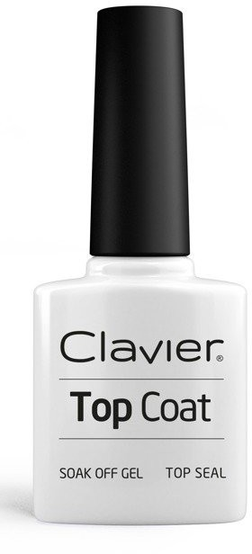 Clavier Clavier Lakier Hybrydowy ProHybrid TOP COAT 7,5ml 47606