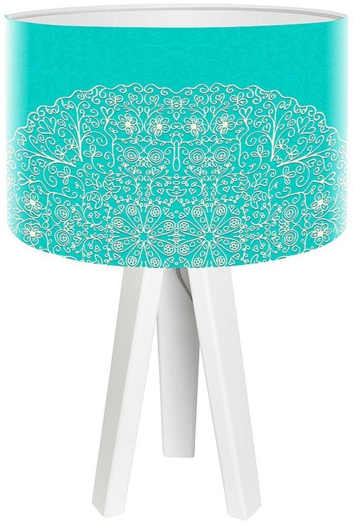 Macodesign Lampa biurkowa Mandala wrażliwości mini-foto-245w, 60 W