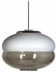 4Concepts 4 Concepts Miranda Anthracite Wide Z214110000 lampa wisząca zwis 1x60W E27 srebrny
