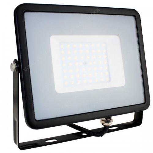 V-TAC Naświetlacz lampa zewnętrzna 50W SAMSUNG LED V-TAC VT-50-B