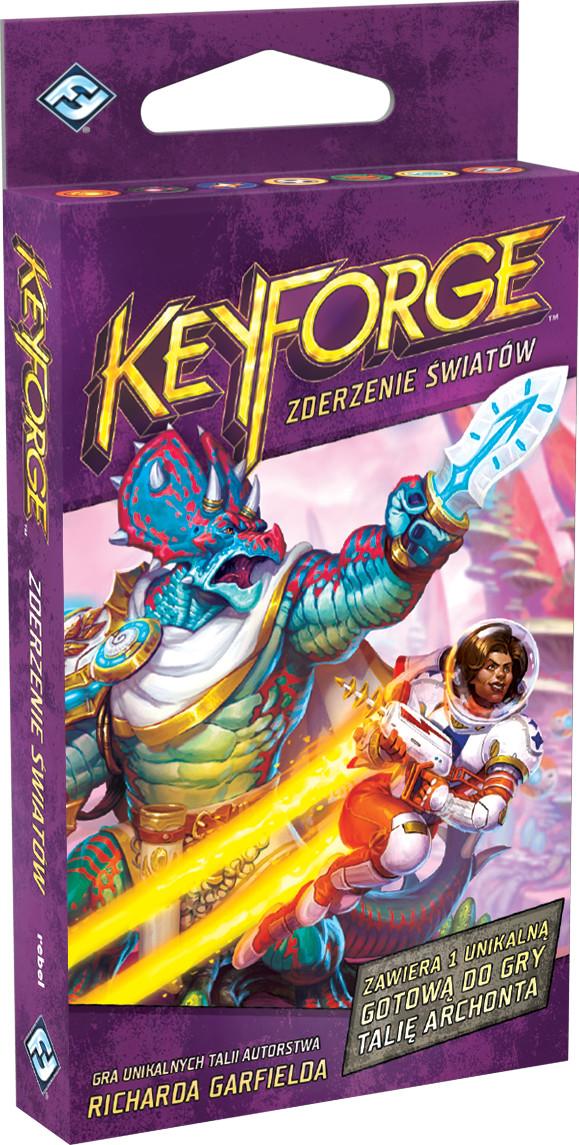 Rebel KeyForge: Zderzenie Światów. Talia Archonta