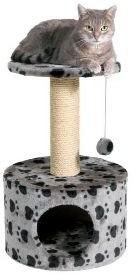 Trixie Drapak Toledo szary w łapki wys 61 cm TX-43705
