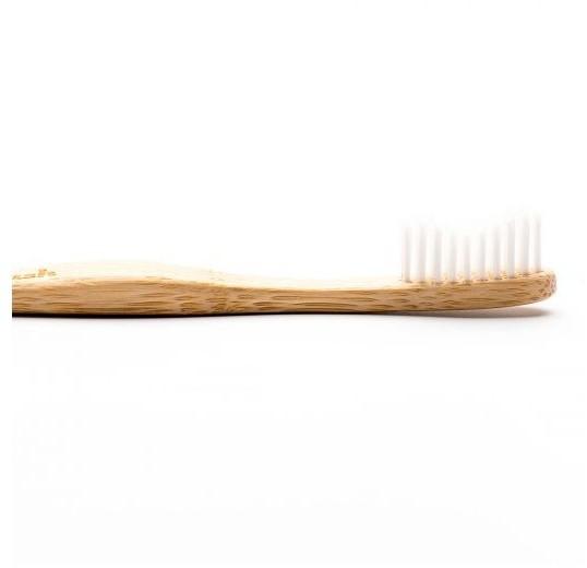 Humble Brush Humble Brush, Bambusowa szczoteczka do zębów, biała 7350075690044