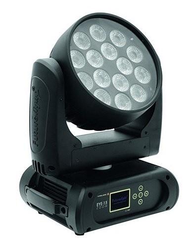 FUTURELIGHT 51841310 EYE-15 RGBW Wash Zoom LED Moving-Head 51841310