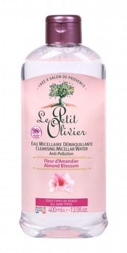 Dla Le Petit Olivier Le Petit Olivier Almond Blossom płyn micelarny 400 ml kobiet
