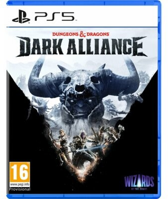 Dungeons & Dragons Dark Alliance Edycja Steelbook (GRA PS5)