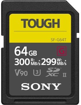 Sony TOUGH 64GB (027242908321)