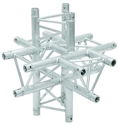 Alutruss Aluminiowe Truss 603024306082AC-61trilock (6-drożny sztuki) 6082Ac-61