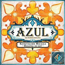 Lacerta Azul Kryształowa Mozaika - dodatek