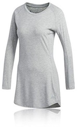 Adidas Women's Pure Dress SS18 - m szary B07CFSGC7X