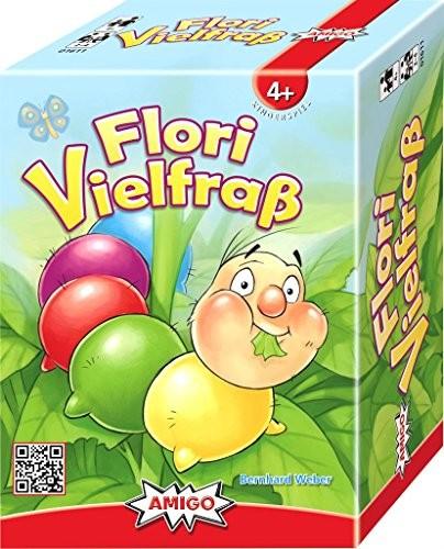 Amigo rożka gra + spędzania wolnego czasu dzieci, Flori rosomak