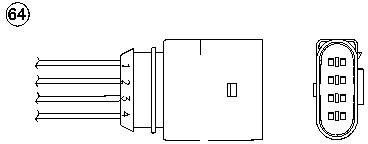 NGK Sonda lambda 0006