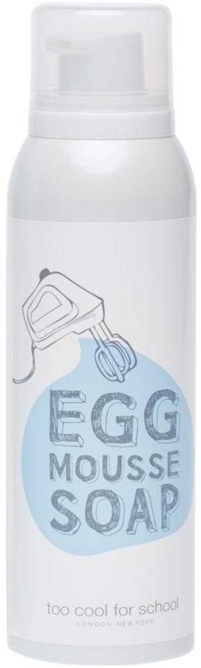 Too cool for school Too cool for school Pielęgnacja twarzy Egg Mousse Soap 150 ml