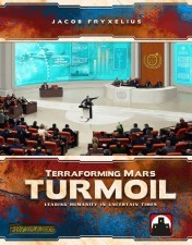 Rebel Terraformacja Marsa: Niepokoje