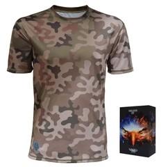 HAASTA / POLSKA Koszulka Haasta Coolmax wz93 Leśny / Pustynny Cross (KHCWZC2) KHCWZC2