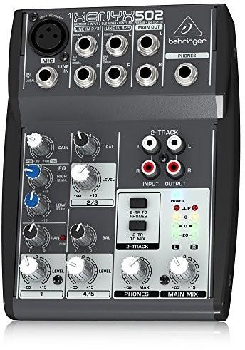 Behringer XENYX 502 mikser 502