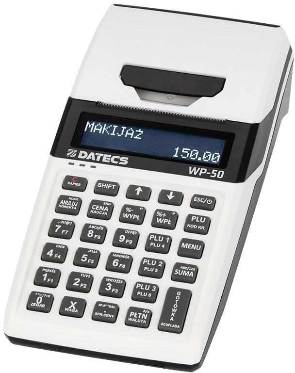 Datecs Kasa Fiskalna WP-50 GPRS DATECSWP-50