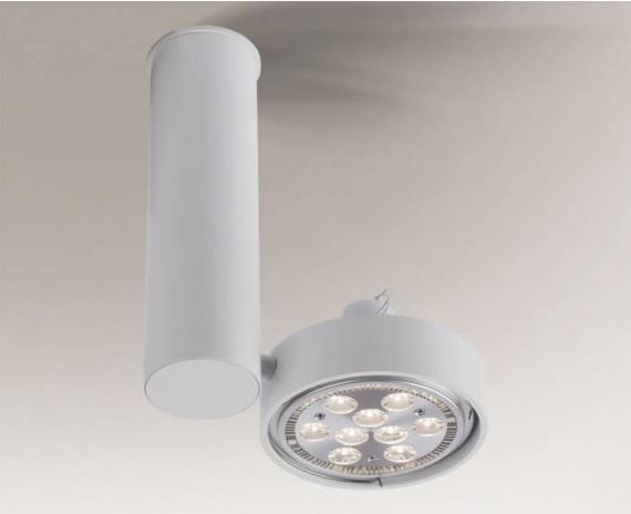 Shilo Reflektor NATORI 7209 biały 7209