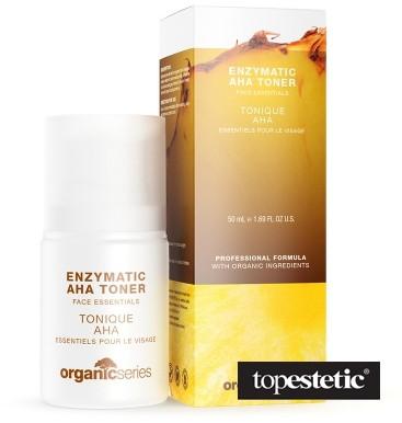 Organic Series Enzymatic Toner Enzymatyczny tonik z kwasami AHA 50ml
