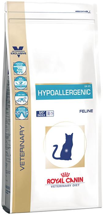Royal Canin Hypoallergenic DR25 4,5 kg