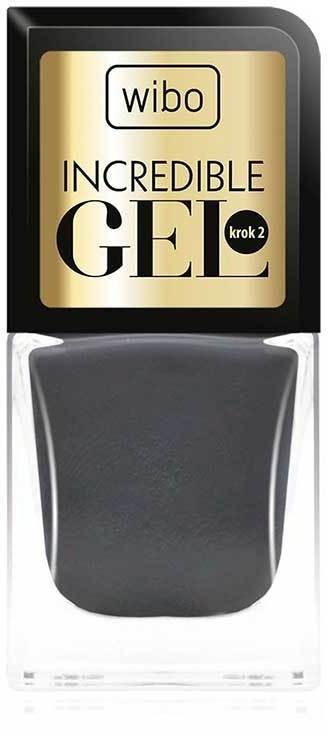 WIBO Incredible Gel żelowy lakier do paznokci 12 8.5ml