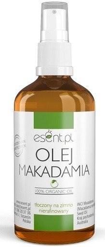 Esent Esent Olej Makadamia Nierafinowany 50ml ES01-0014