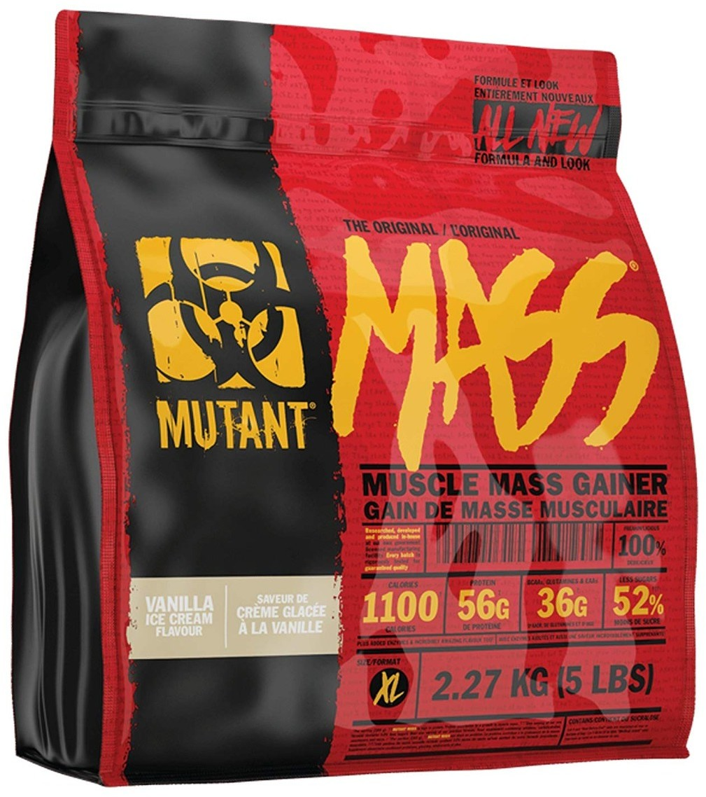 top PVL Gainer Mutant Mass 6800 g