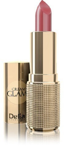 Delia Cosmetics Creamy Glam Pomadka do ust nr 114 4g