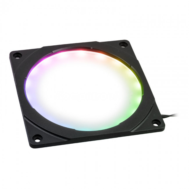 Phanteks Halos Digital ramka 120mm Digital-RGB-LED czarna (PH-FF120DRGBP_BK01)