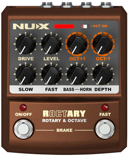 NUX NUX ROCTARY - Guitar effect