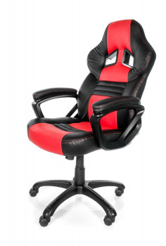 AROZZI Monza - Fotel gamingowy - czerwono czarny MONZA-RD