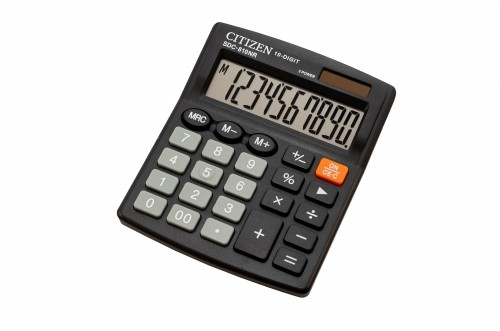 Citizen Kalkulator Cit Sdc-810nr pudełko