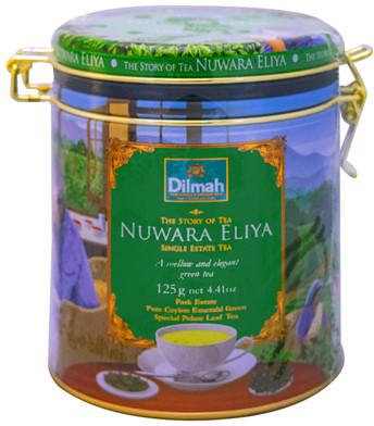 Dilmah Nuwara Eliya 125 g liściasta puszka 3440