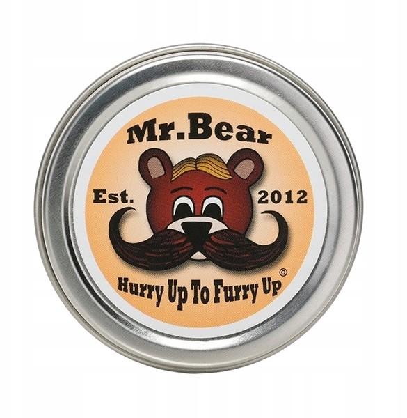 Mr Bear Family Wosk do Wąsów Original 30ml