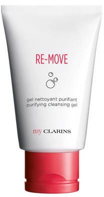 MY CLARINS RE-MOVE - Oczyszczająco-Myjący Żel