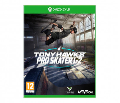 Tony Hawk's  Pro Skater 1 + 2 (GRA XBOX ONE)