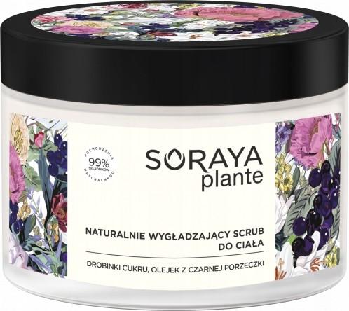 Soraya Plante Naturalny Wygładzający Scrub Peeling