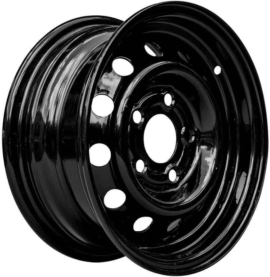 Unitrailer Felga czarna 4.5JX13
