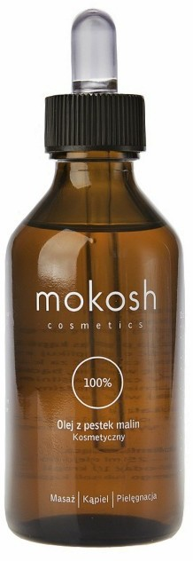 Mokosh 100% Olej z pestek malin 100 ml