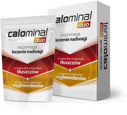 Aflofarm Farmacja Polska Sp. z o Calominal Duo proszek 150 g 9099837
